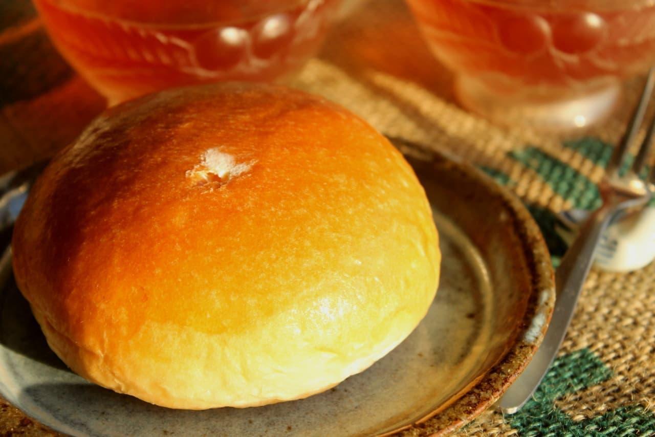 ファミマ「冷やして食べるこだわりなめらかクリームパン」