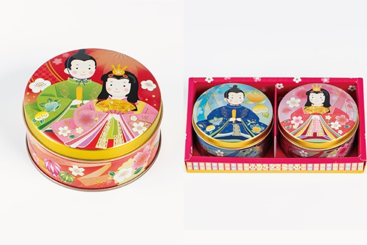 神戸風月堂「桜スイーツ フェア 2021」「ひな祭り」