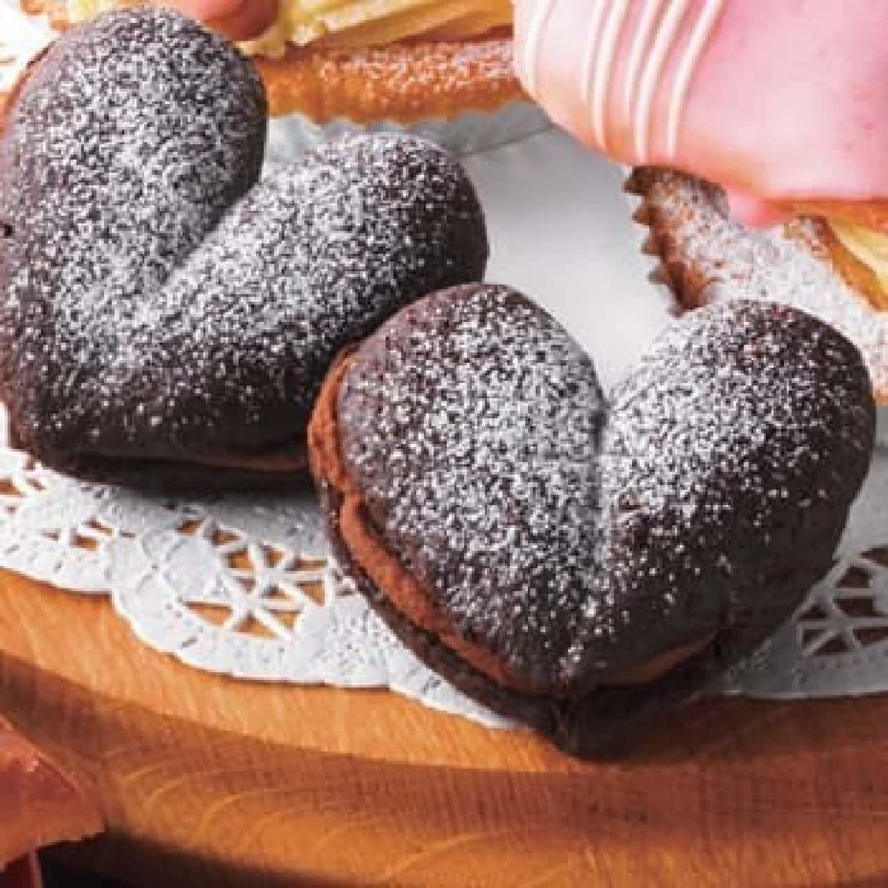 ロイズのバレンタイン&ホワイトデー限定パン