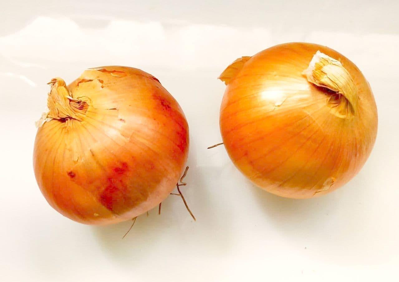 味や食感が変わる玉ねぎの切り方
