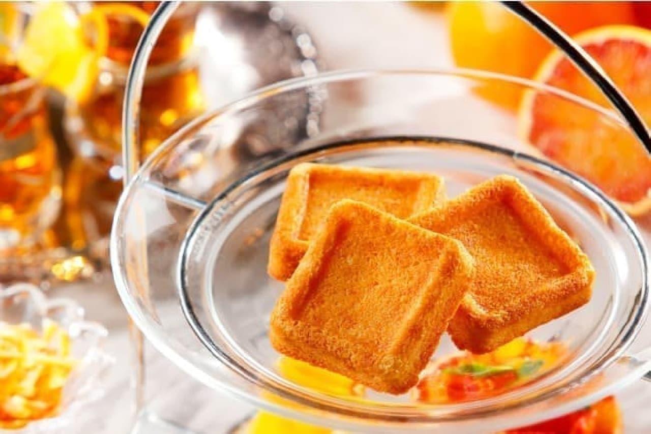 バターバトラー「バターオレンジフィナンシェ」