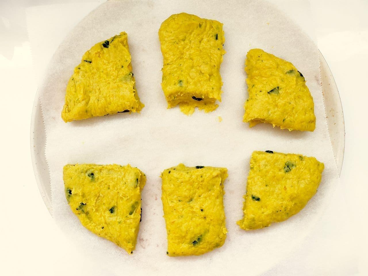 ホットケーキミックスで作る「かぼちゃスコーン」簡単レシピ
