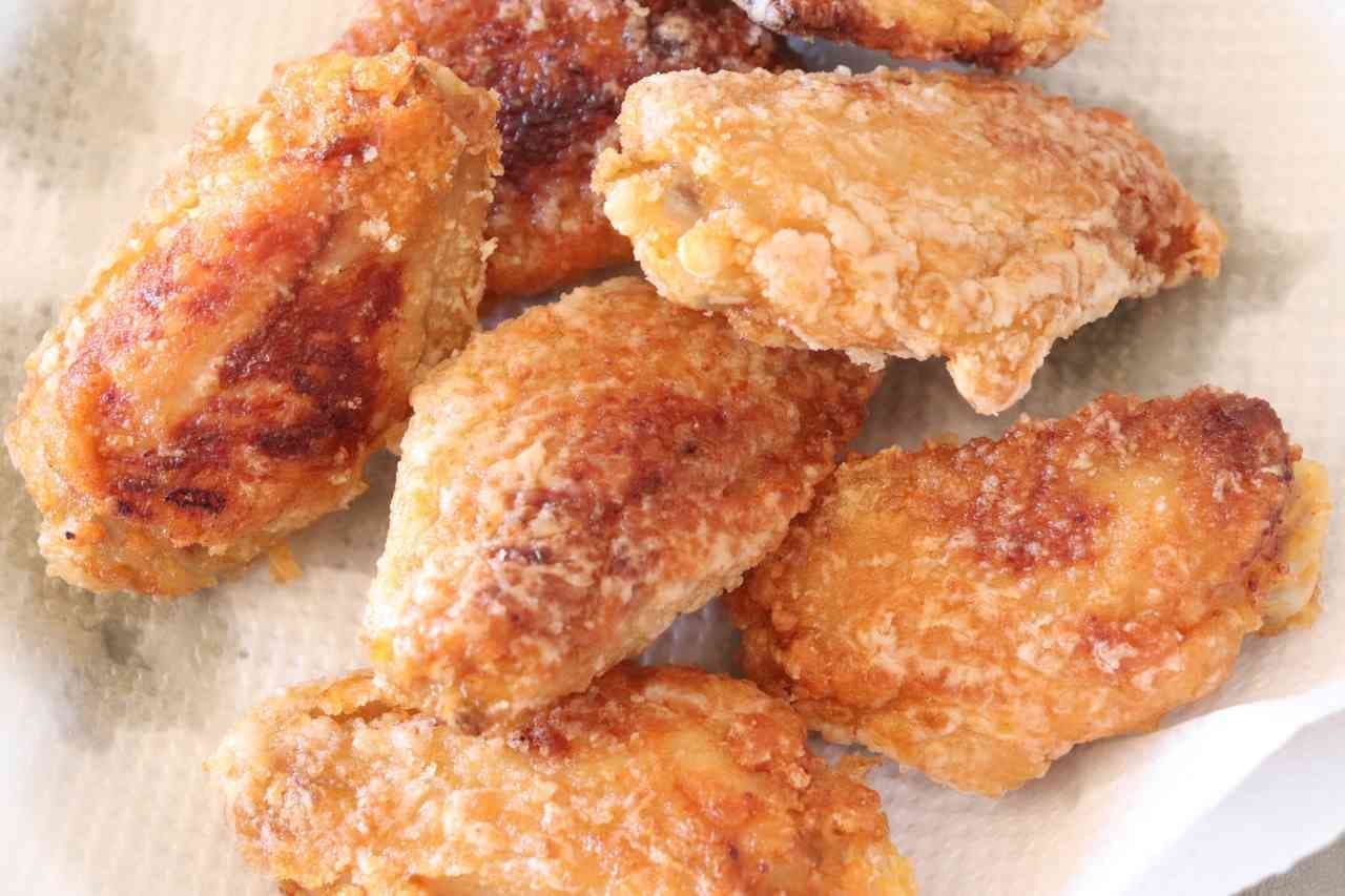 サイゼリヤ「辛味チキン」風レシピ
