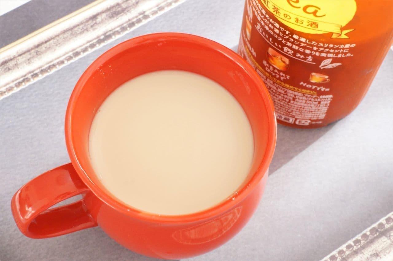 紅茶のお酒「夜のTea」
