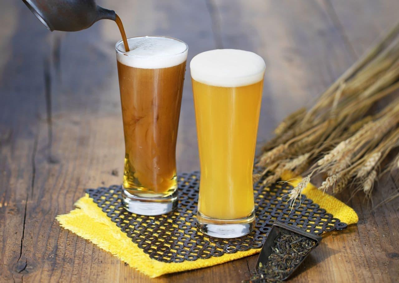 春水堂渋谷マークシティ店限定「ジャスミンティービール」「鉄観音ティービール」