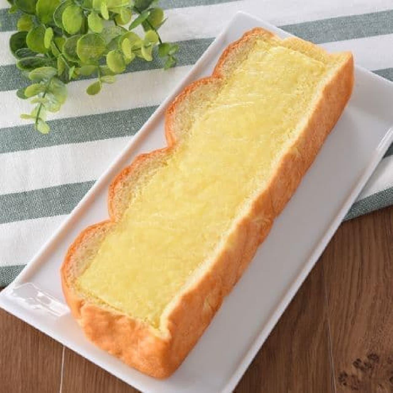 ファミリーマート「ちぎれるシュガーマーガリンのパン(ロレーヌ岩塩入りマーガリン使用)」