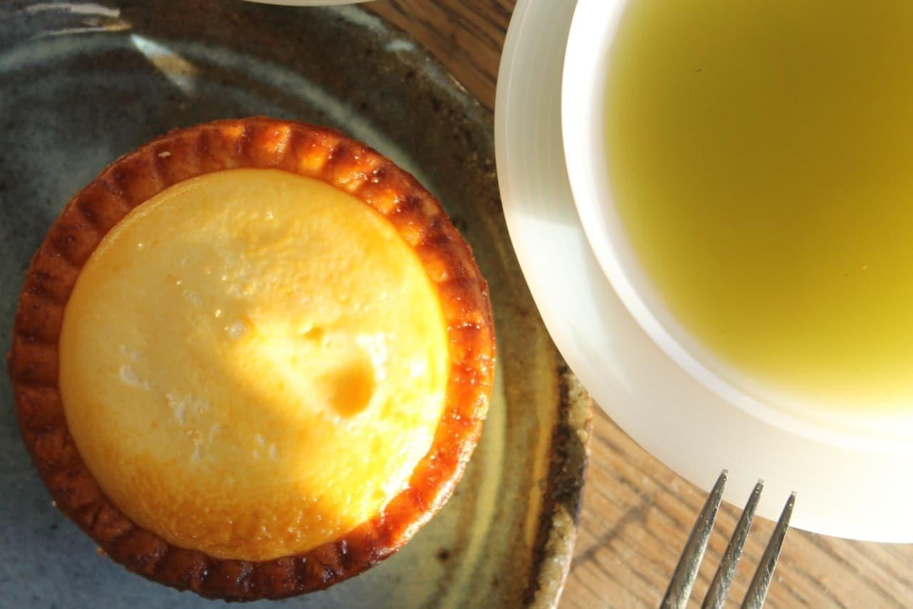 ファミマ「バター香る焼きチーズタルト」