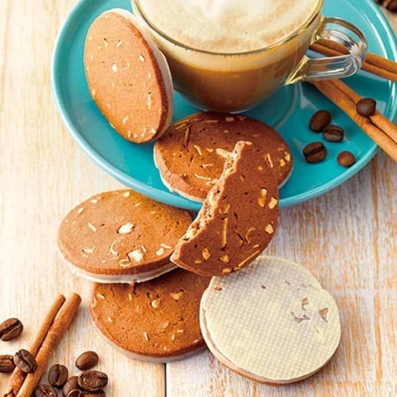 ロイズカプチーノクッキー