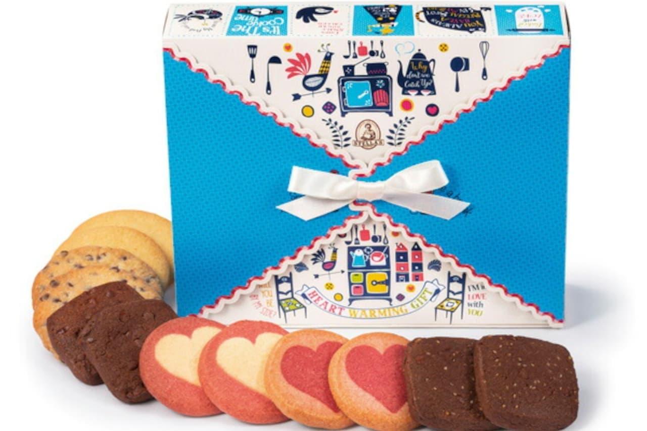 ステラおばさんのクッキー「2021ホワイトデー」フェア