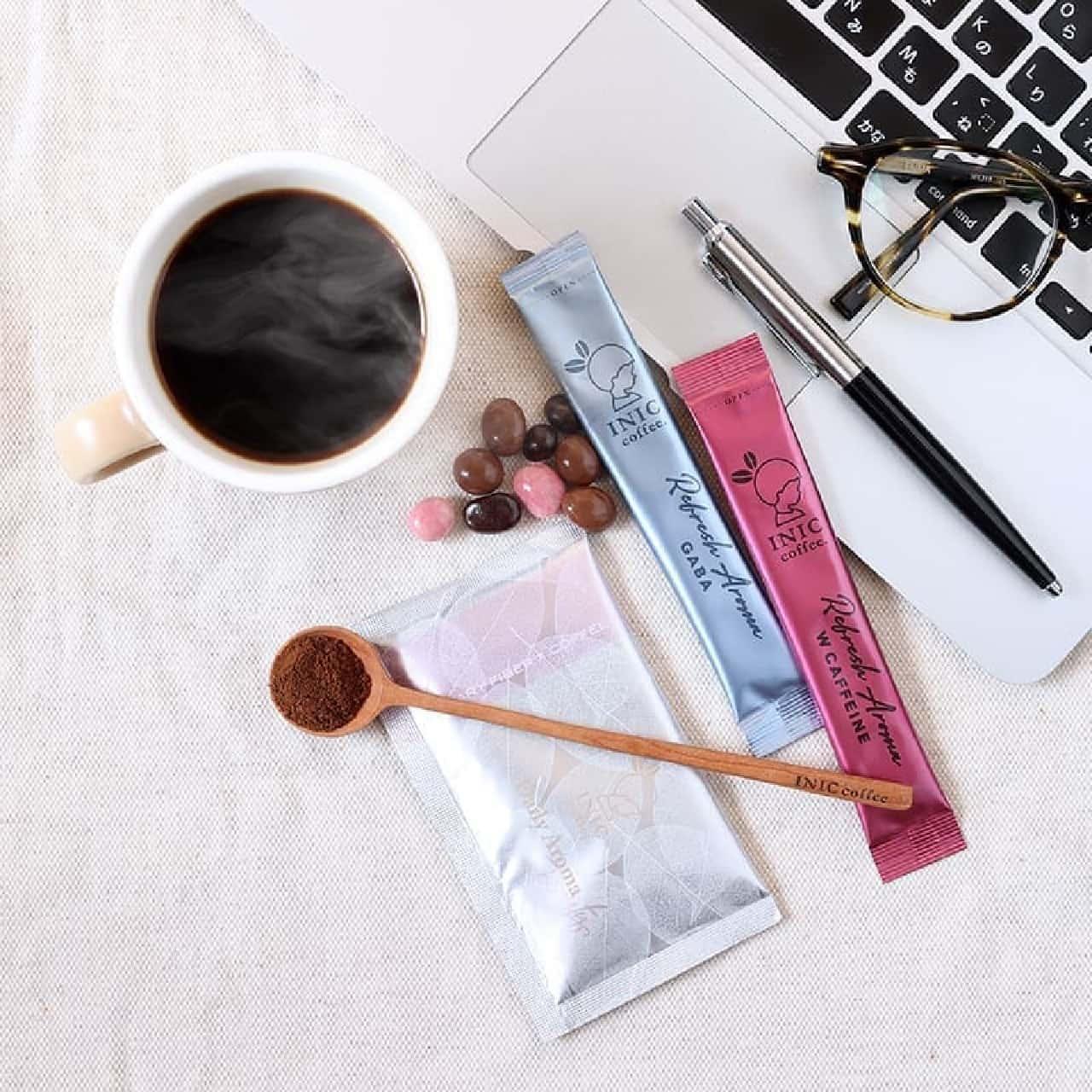 INIC coffee「リモートワークセット」