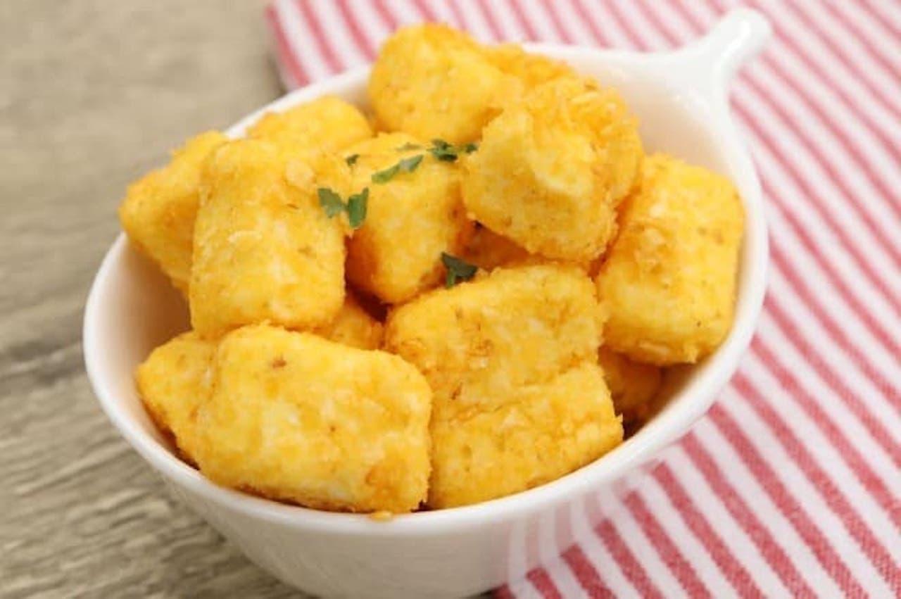 「スナッククリームチーズ」のレシピ