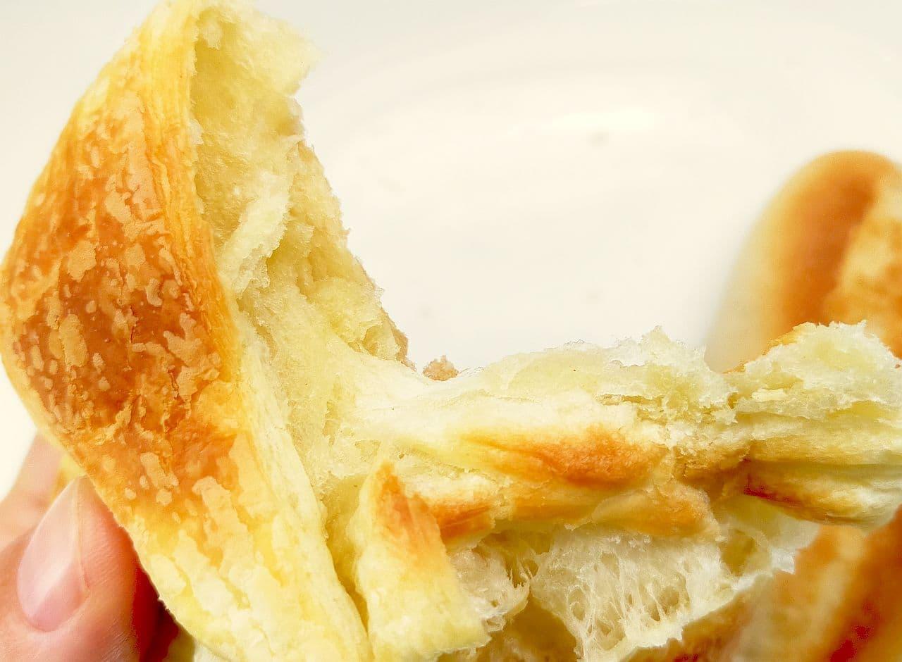フジパン「おうちで焼きたてパリパリクロワッサン」