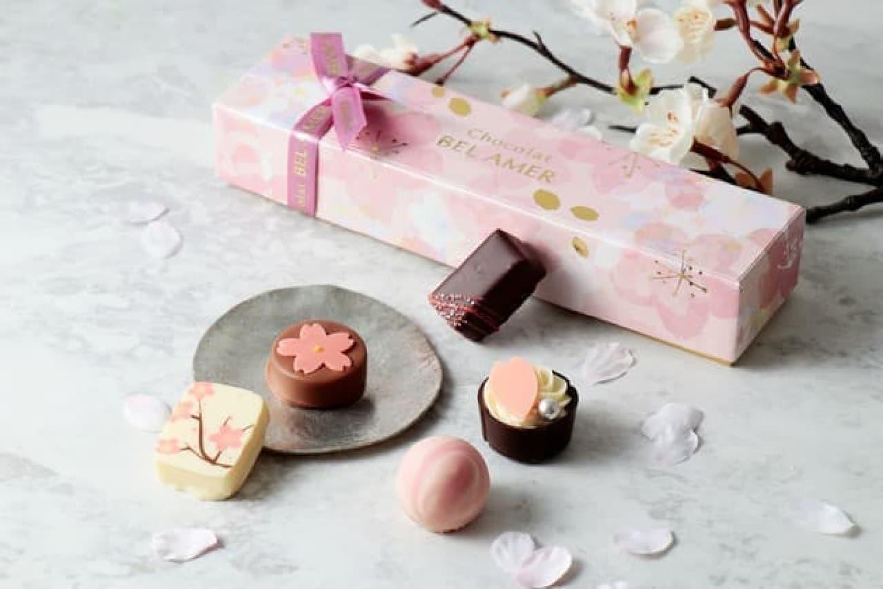ベルアメール「桜ショコラ」