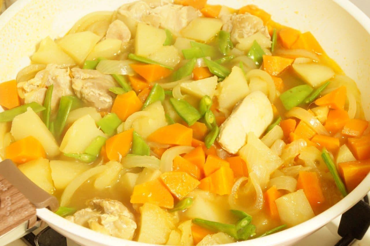 味染みほくほく「鶏じゃが」レシピ