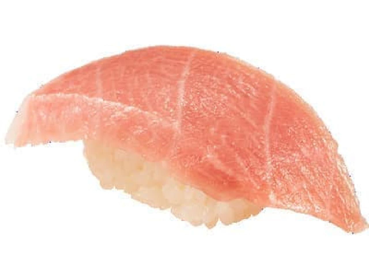 かっぱ寿司「国産生本鮪」大入荷!とろ・赤身・手巻など10日間限定