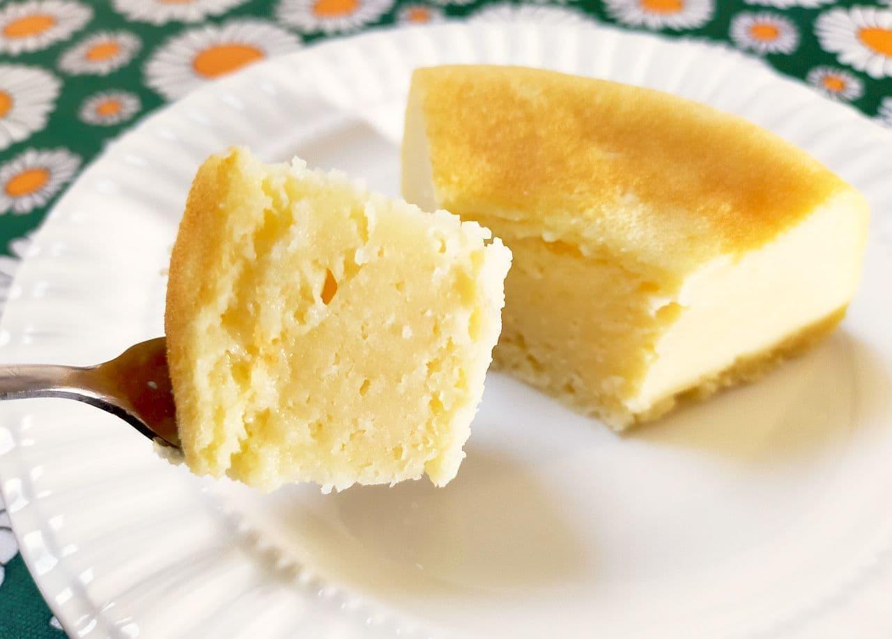 ヨーグルトで炊飯器チーズケーキのレシピ