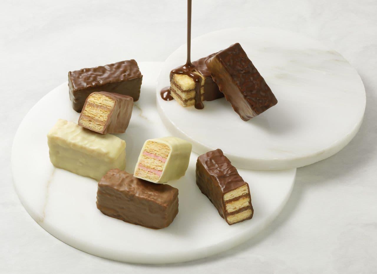 メリーチョコレート ホワイトデー向けギフト