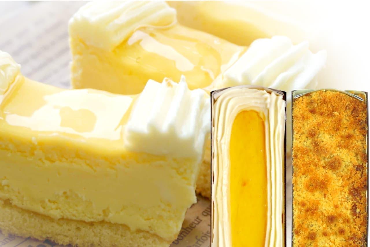 成城石井「熟成ブリーの濃厚フォルマッジ」「プレミアムチーズケーキ」