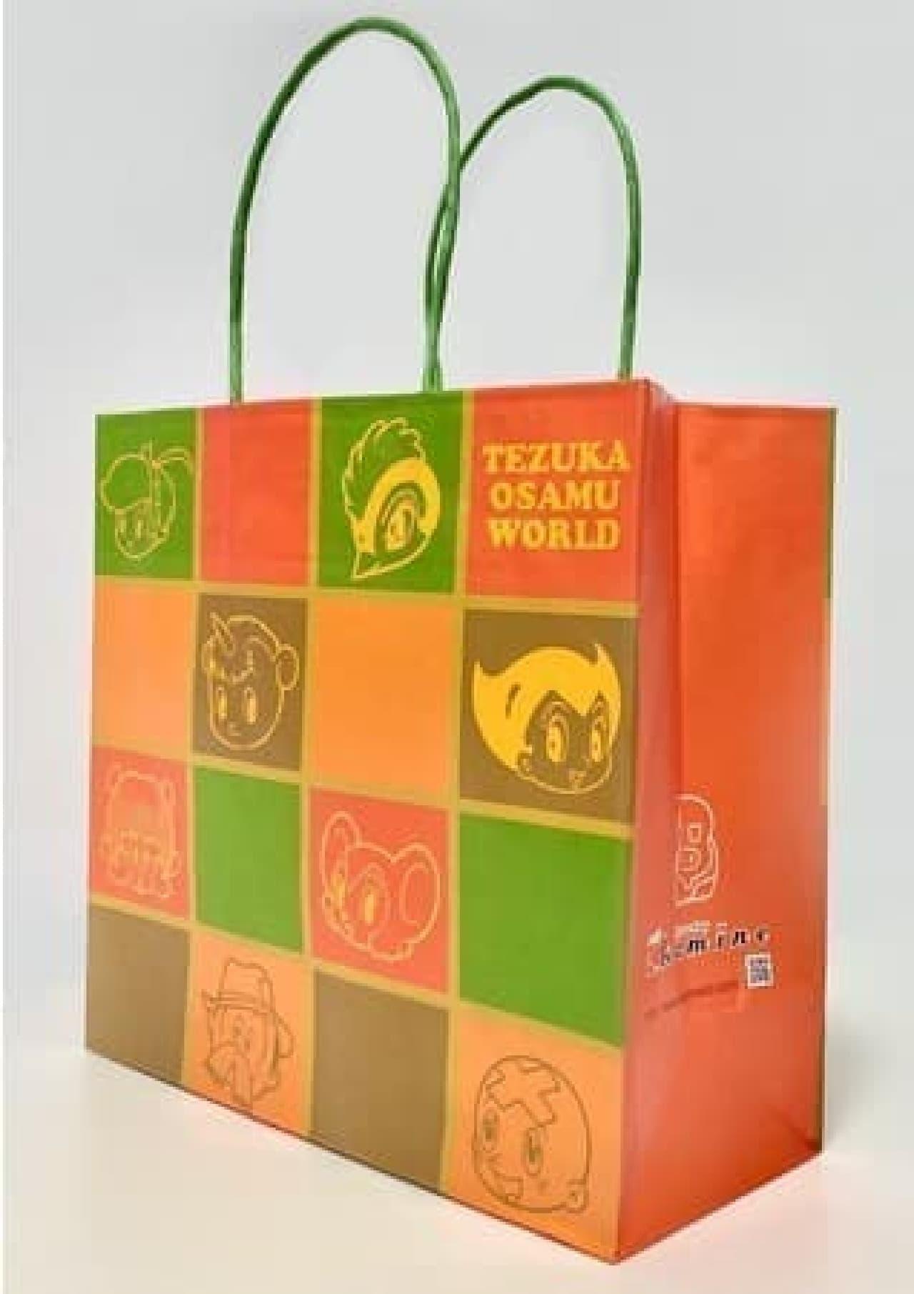 手塚治虫キャラクター・ショッピング紙袋