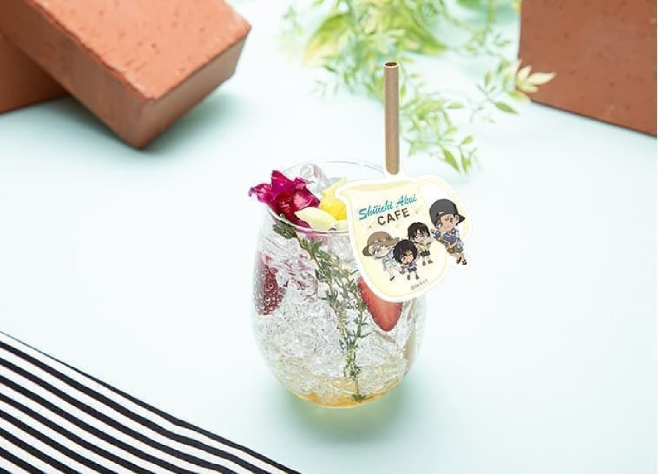 「赤井秀一カフェ」が東京・名古屋・大阪の3都市で開催