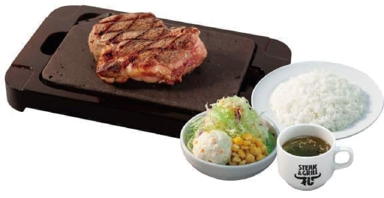 ステーキ屋松「黒毛和牛ヒレステーキ」