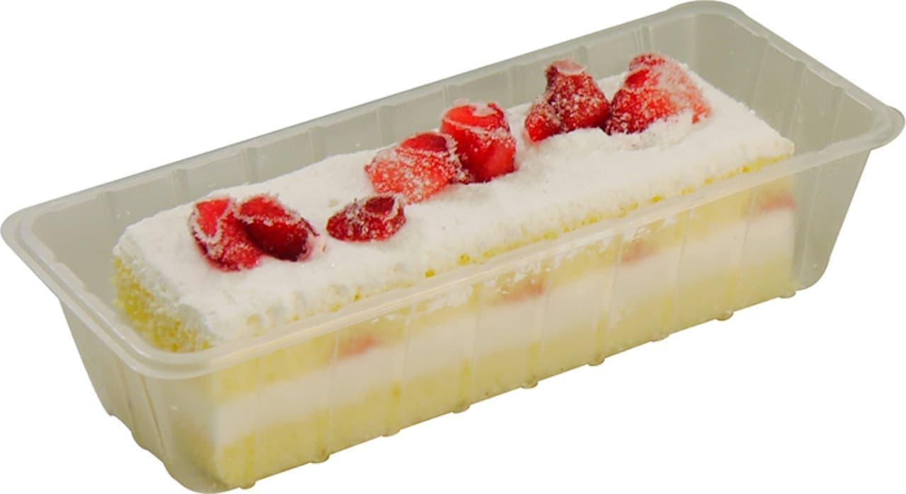 ミニストップ「アイスショートケーキ」