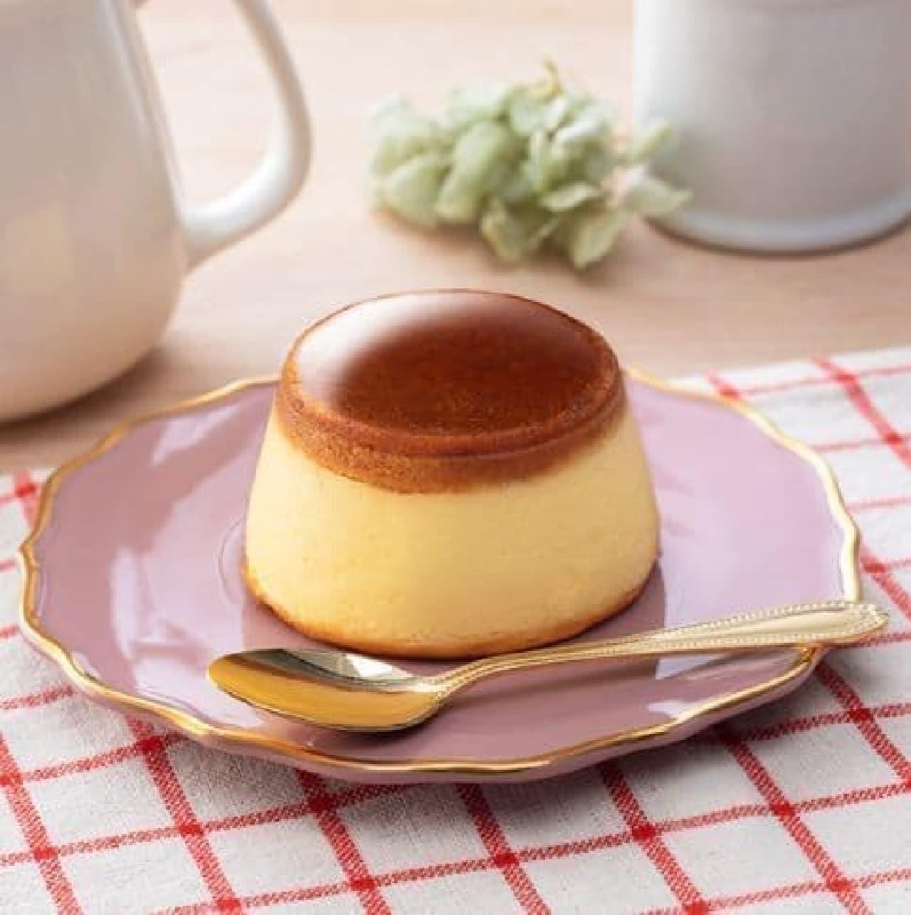 ファミリーマート「プリン!?なチーズケーキ」