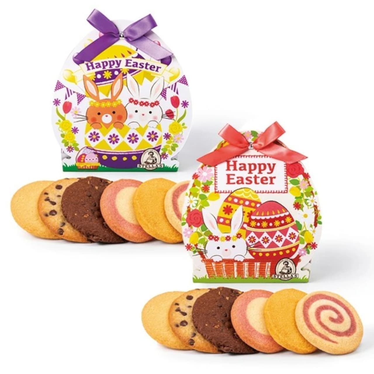 ステラおばさんのクッキー「イースターフェア」