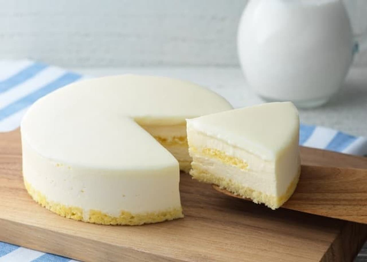 グッドモーニングテーブル「みるくケーキ」