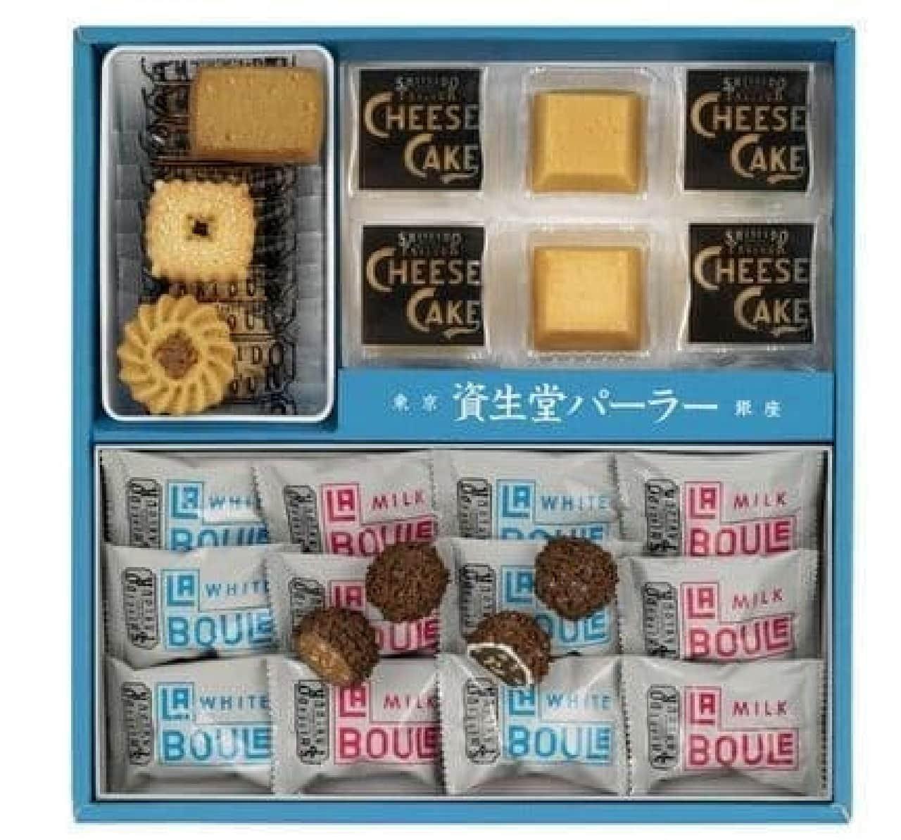 資生堂パーラー「菓子詰め合わせL30N」