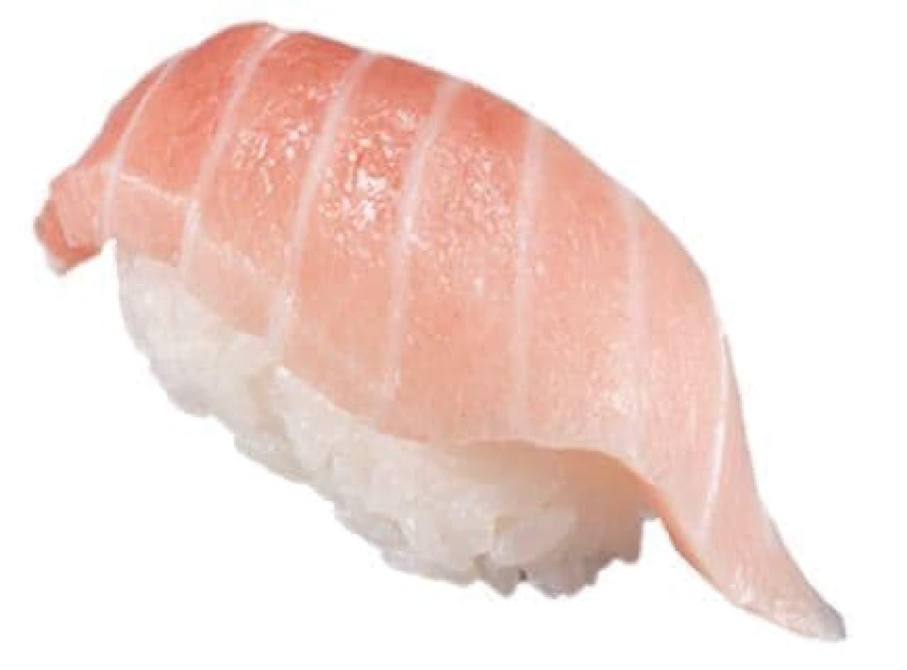 かっぱ寿司「100円 大とろ」