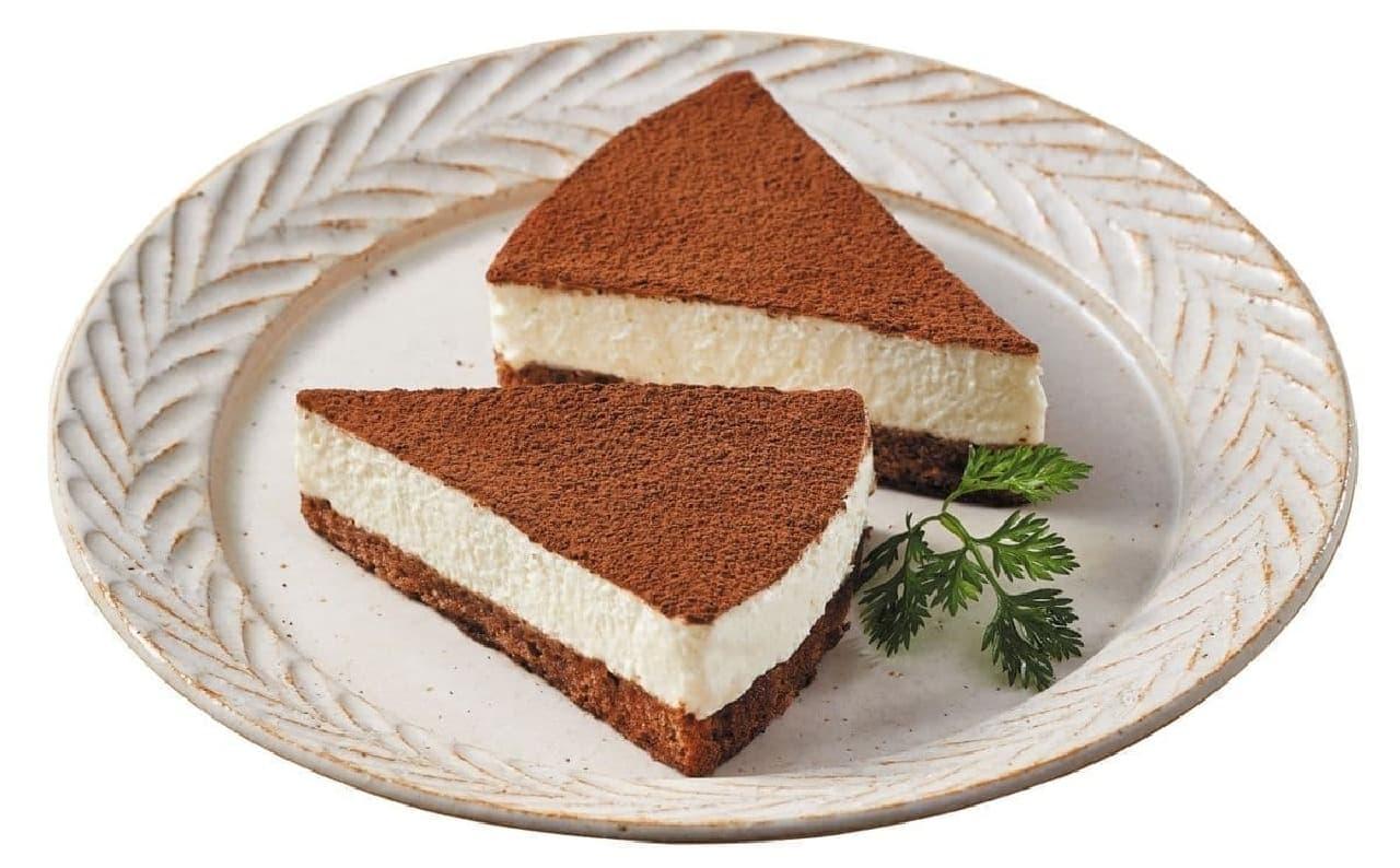 ローソン 冷凍デザート「ティラミス」