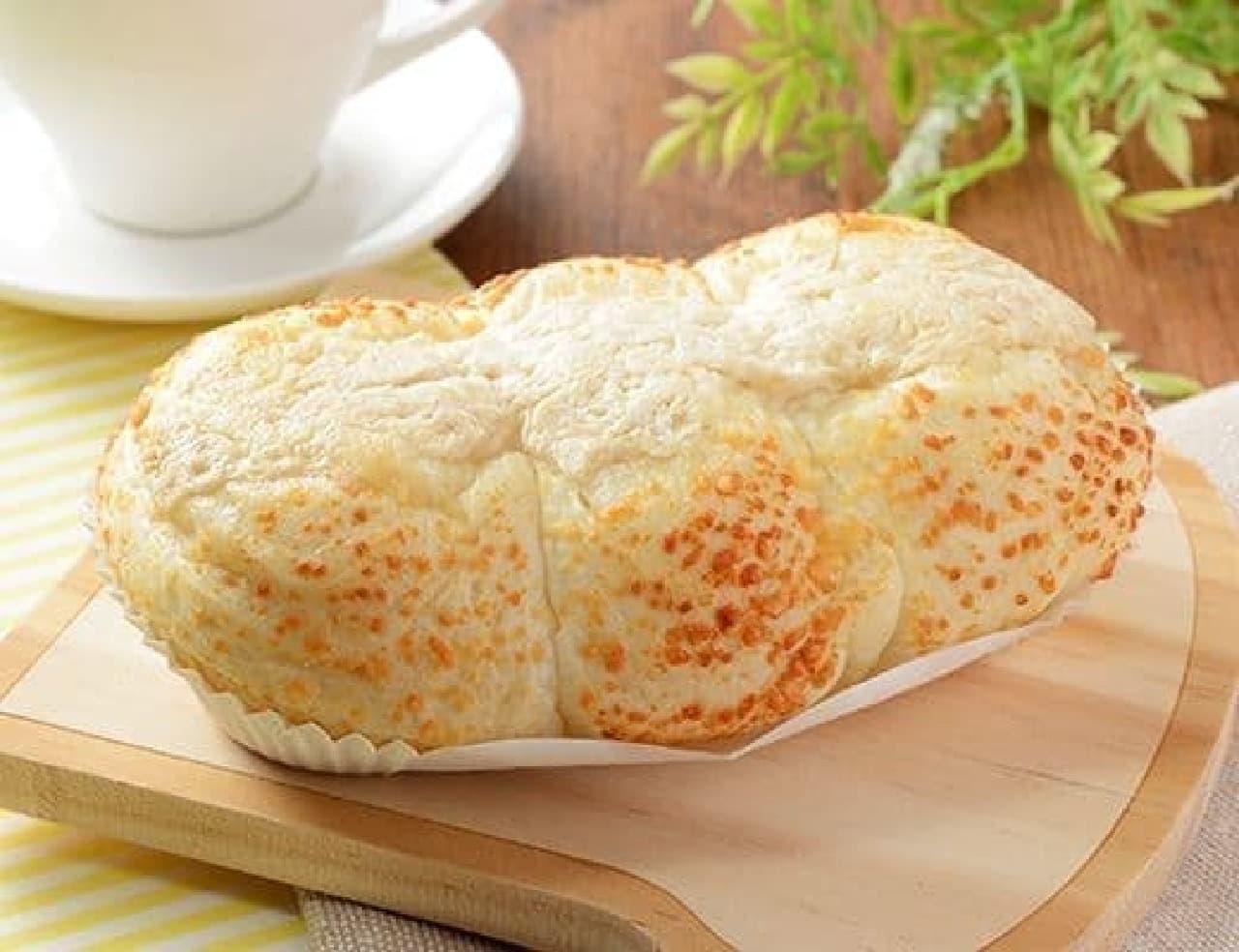 ローソン「ふんわりオニオンマヨチーズパン」