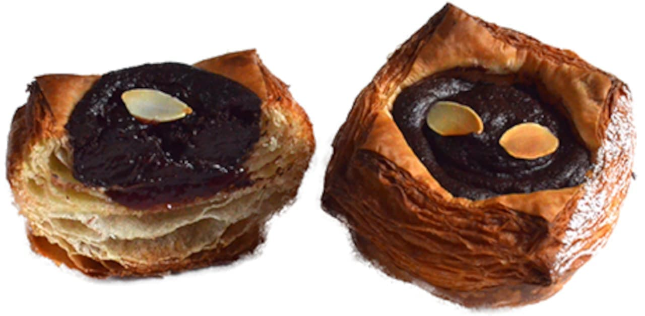 ポンパドウル 4月の新作パン