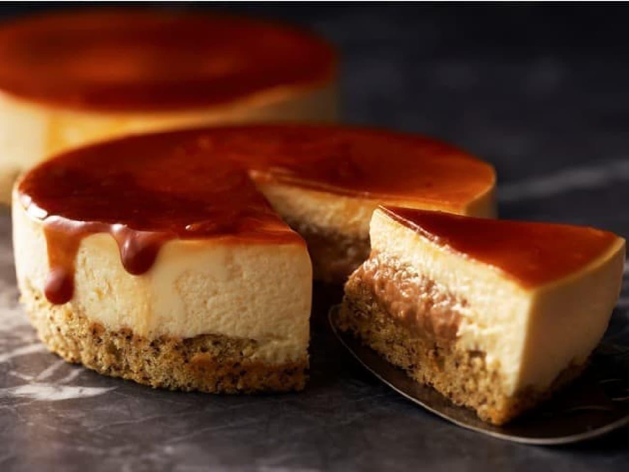キャラメルゴーストハウス「キャラメルアップルケーキ」
