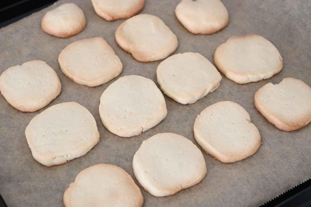 クリームチーズクッキー