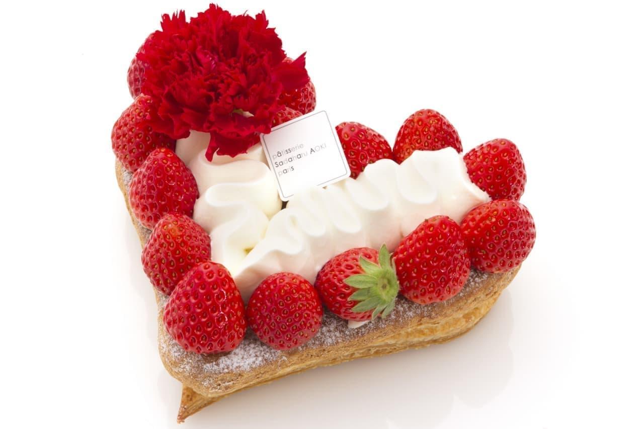 サダハル・アオキ 母の日限定ケーキ