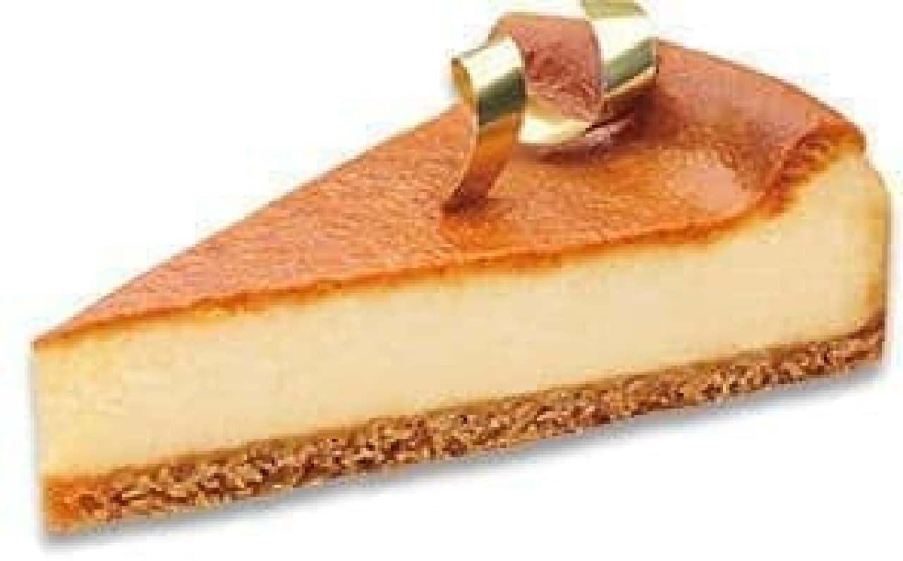 不二家洋菓子店「プレミアム濃厚ベイクドチーズケーキ」