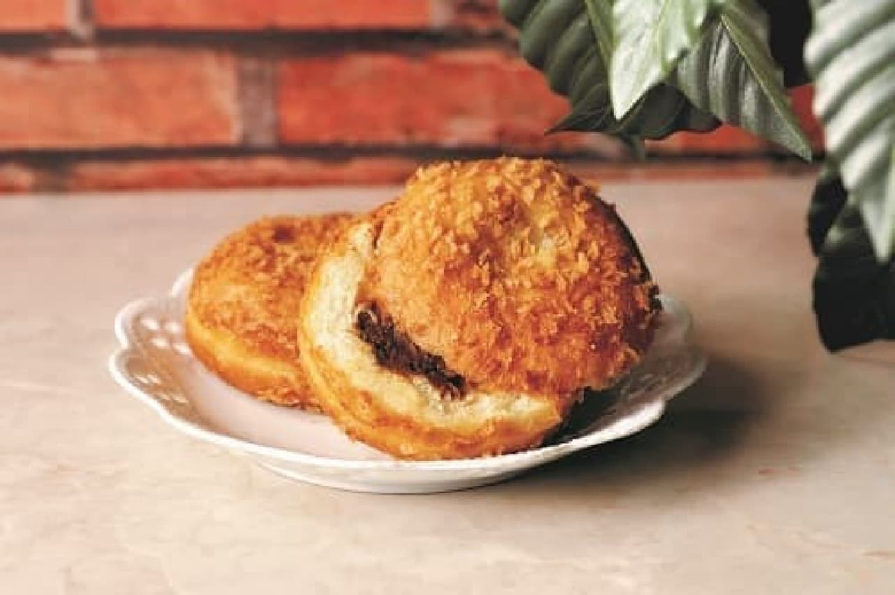 タリーズコーヒー「味噌カレードーナツ」