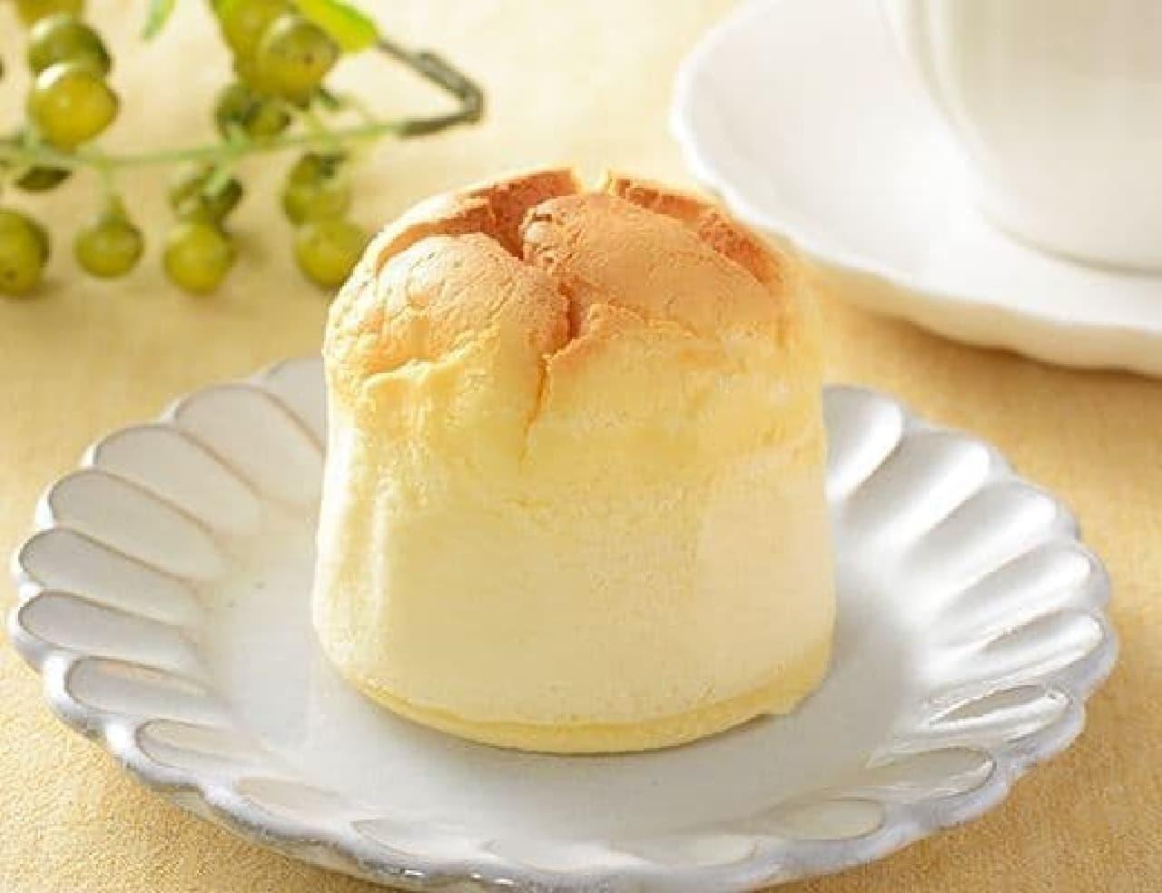 ローソン「スフレチーズケーキ」
