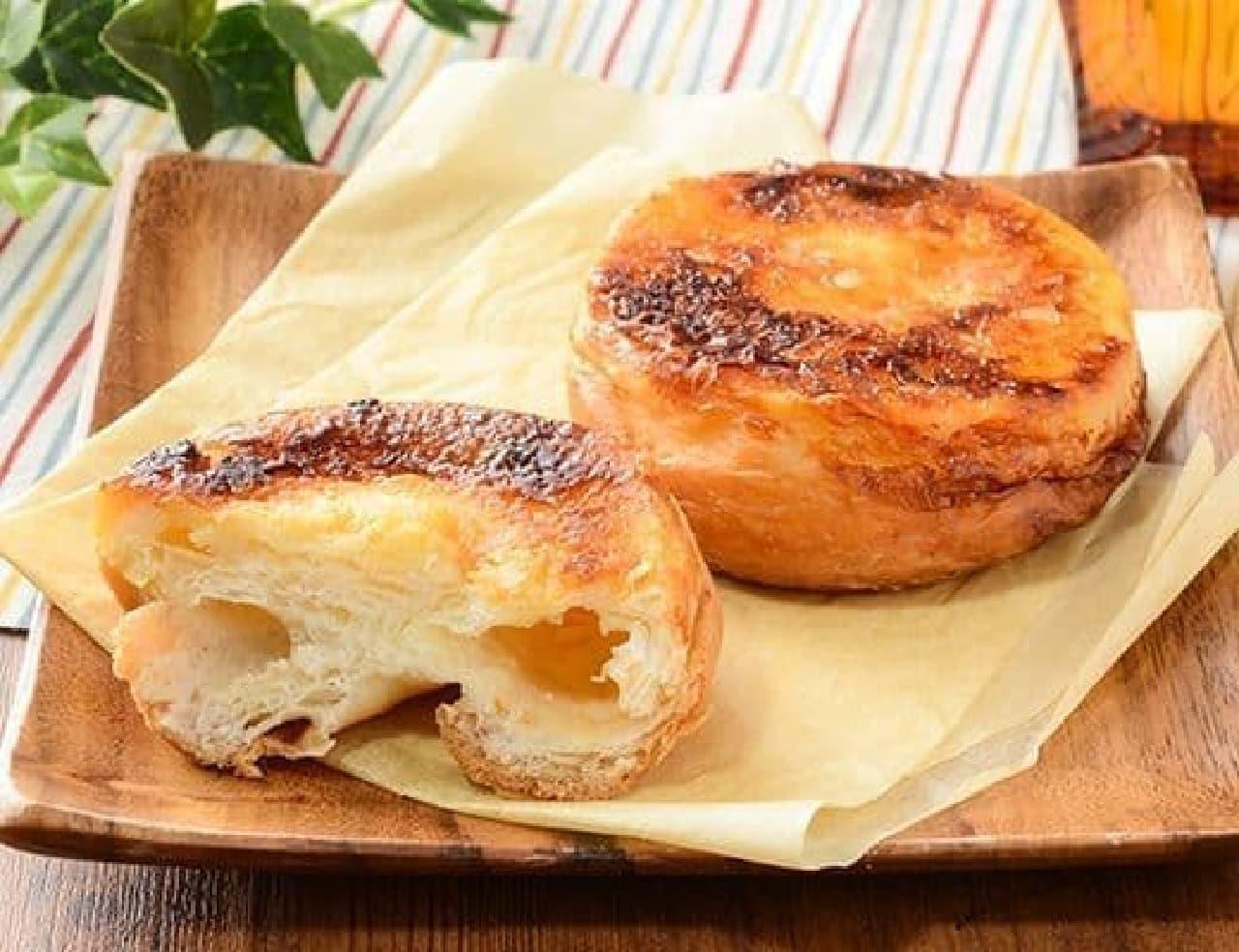 ローソン「メープルチーズデニッシュ」