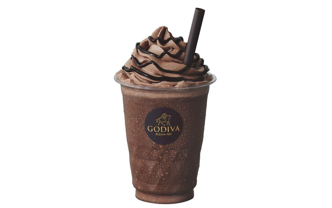 ゴディバ「ショコリキサー ダークチョコレート カカオ72%」