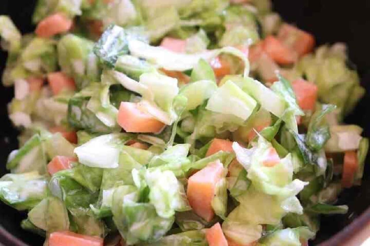 箸が進む「キャベツと海苔のナムル」などキャベツ簡単レシピまとめ