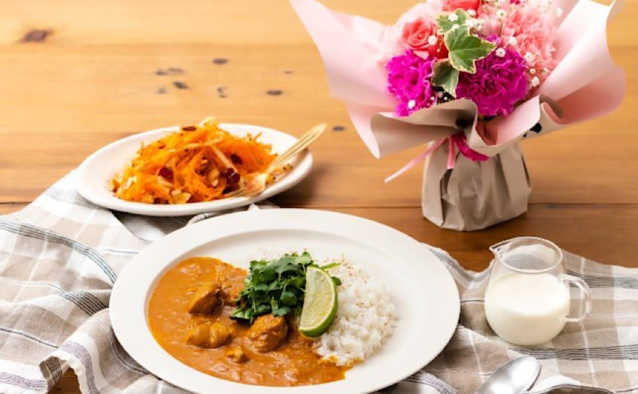 日比谷花壇 × スープストックトーキョー「母の日限定ギフトセット」