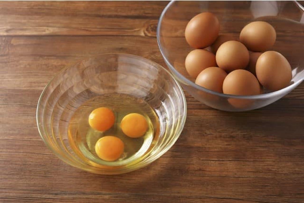 栃木県産那須御養卵