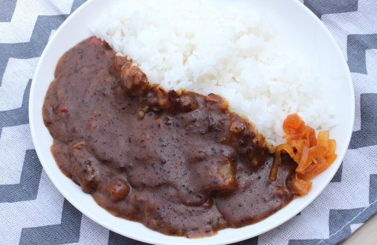 実食「アサヒテング ビーフジャーキーカレー」