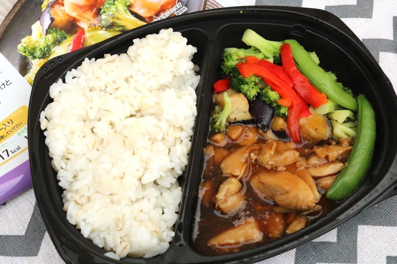 スマイルライフの冷凍食品