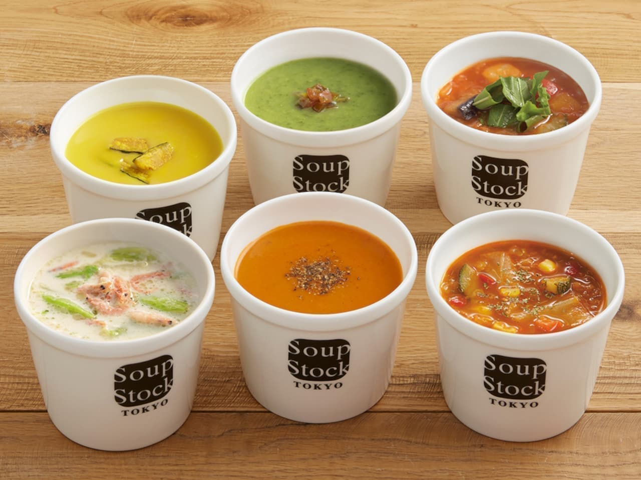 "Soup Stock Tokyo「""Soup for all"" day」"
