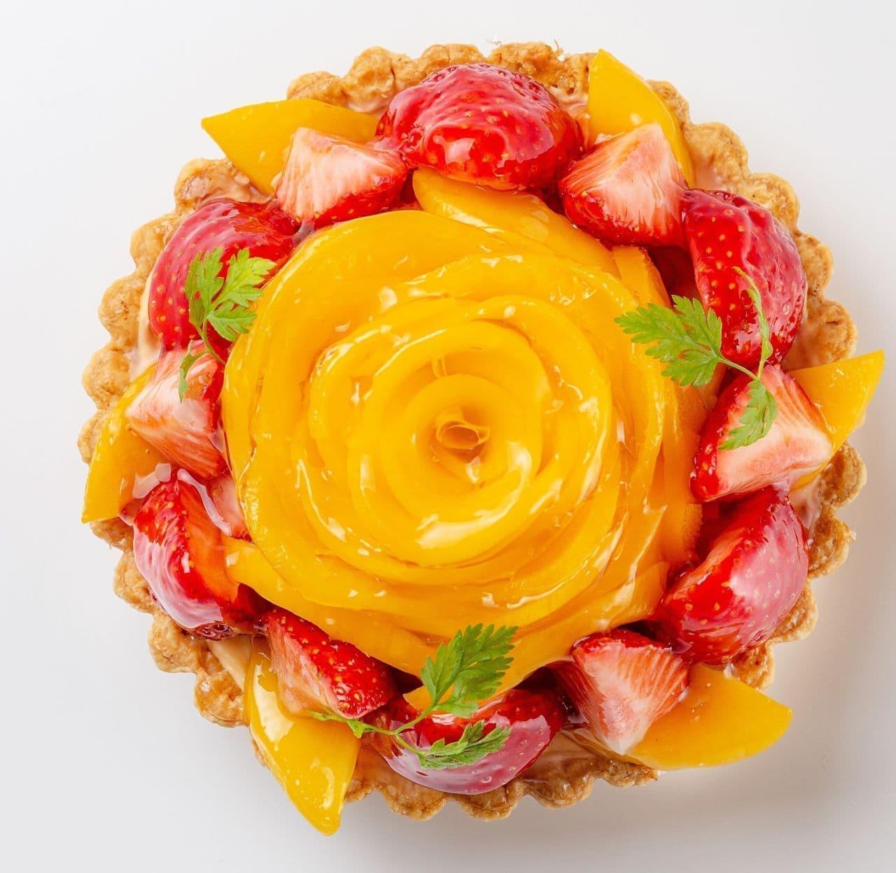フルーツピークス「マンゴーといちご」