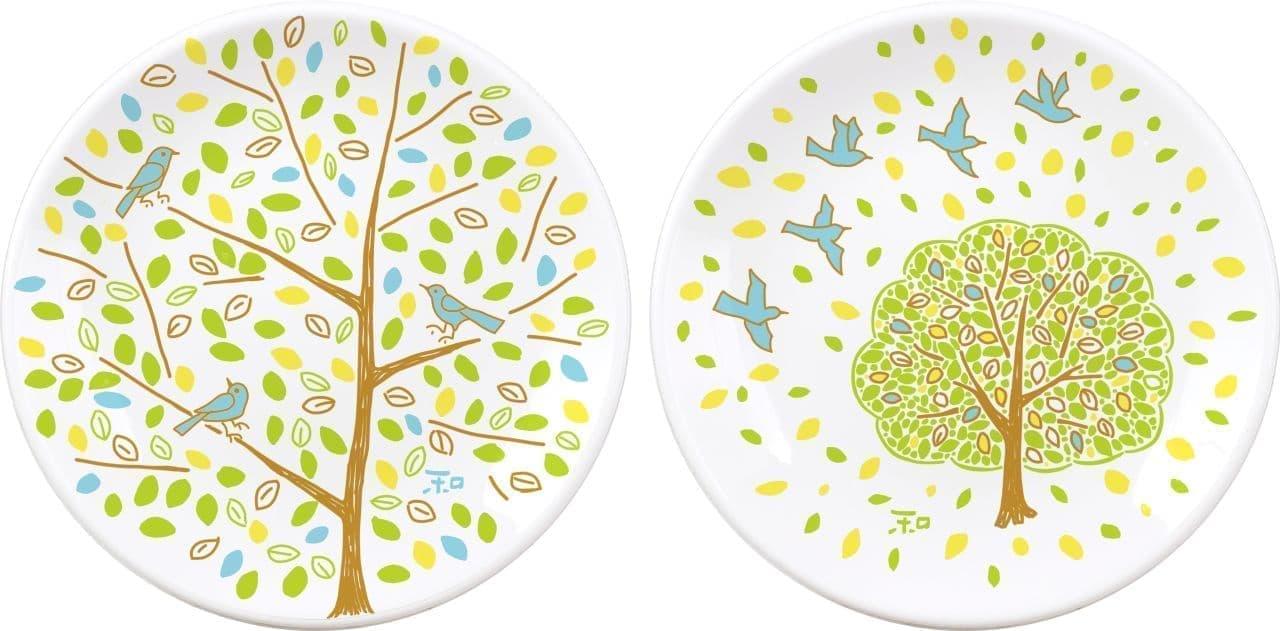 春の彩り小皿セットキャンペーン第1弾